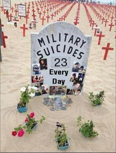 23 Veterans take their own life everyday. This is a national tragedy. Follow me & help support our nation's heroes. pic.twitter.com/IATZ0OziB9