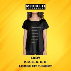 de14ff3e You can have anything you want in life if you dress for it. Lady  P.R.E.A.C.H.. MORILLO ENTERPRISE