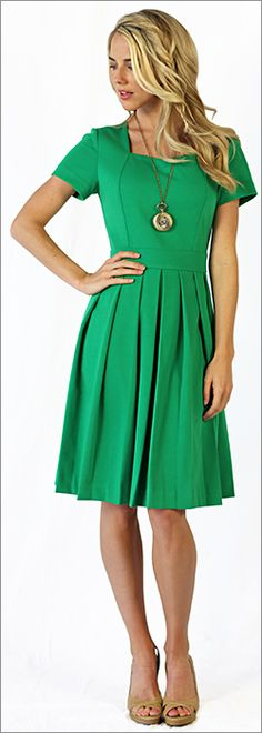 Harlow Dress [MDS1434] - $49.99 : Mikarose Boutique, Reinventing Modesty