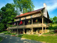 Welcome to the Hawley House Bed & Breakfast :: Jonesborough, TN