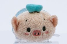 Fiddler (Three Little Pigs) at Tsum Tsum Central Tsum Tsum Characters, Pig Family, Disney Tsum Tsum, Three Little Pigs, Plushies, Hello Kitty, Tsum Tsums, Disney Fan, My Favorite Things