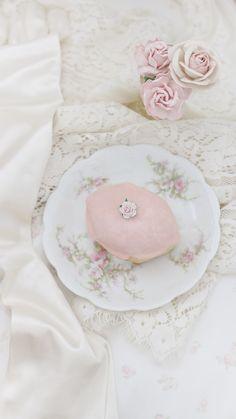 Yummy Treats, Sweet Treats, Pretty Pastel, Vintage Tea, Let Them Eat Cake, High Tea, Hello Everyone, Just Love, Most Beautiful
