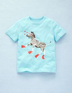 Boden Sporty Animal T-shirt $24