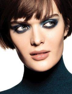 Chanel Makeup | nova linha Beleza em azul