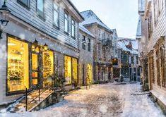#norway #village #smalltowns