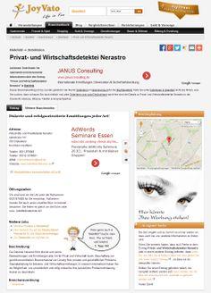 Eintrag auf JoyVato.de