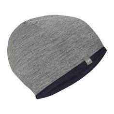 Icebreaker Pocket Hat - Midnight Navy/Gritstone Heather Hats