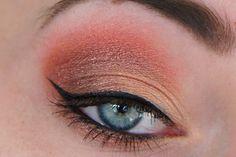 Looks: Sleek Sunset palette | Beauty Before Breakfast