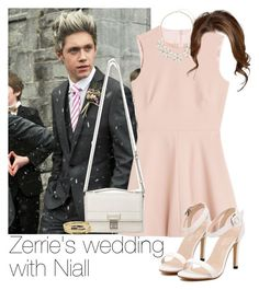 """REQUESTED: Zerrie's wedding with Niall"" by style-with-one-direction ❤ liked on Polyvore featuring RED Valentino, 3.1 Phillip Lim, Dorothy Perkins, Jules Smith, women's clothing, women's fashion, women, female, woman and misses"