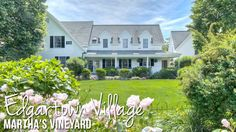 Video of 148 Upper Main Street, Edgartown, Massachusetts (Martha's Vineyard) 02539