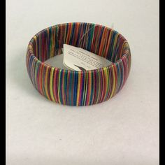 Colorful bangle Perfect colors for the summer. Jewelry Bracelets