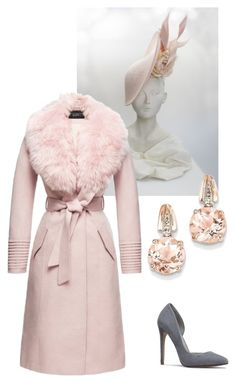 """""""Untitled #32"""" by lovelifesdreams on Polyvore featuring Philip Treacy, Sentaler and BillyTheTree"""