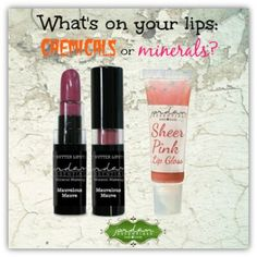 Did you know a woman can consume at least 6 lbs of lipstick or lip gloss in her lifetime?! Yuck!!! Better stick with healthy, botanically-based Jordan Essentials Lip Butter & Lip Gloss, it's FREE of mineral oil and parabens!!!  #HealthyMineralMakeup#EnhanceYourNaturalBeauty#Love4JE www.jordanessentials.com