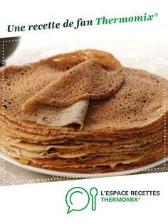 Crepes And Waffles, Thermomix Desserts, Gluten, Entrees, Food And Drink, Snacks, Vegan, Cooking, Breakfast