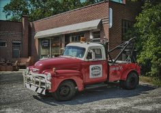 Wally's Tow Truck, Mt. Airy, NC