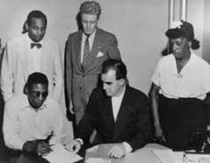 The Blinding  of Isaac Woodard and President Truman's Executive Order 9981 - http://blackthen.com/the-blinding-of-isaac-woodard-and-president-trumans-executive-order-9981/