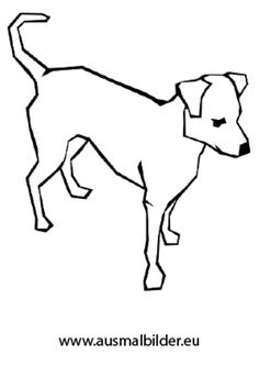 hunde ausmalbild   ausmalbild chihuahua zum kostenlosen