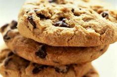 Jasmine's easy choc chip biscuits