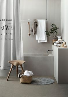 Bathroom my scandinavian home: A Swedish home in greige (with some fab pieces) Scandinavian Home, Interior Design, House Interior, Bathrooms Remodel, Bathroom Style, Home, Interior, Bathroom Design, Home Decor