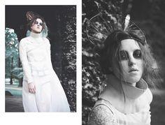 model: Oliwia DomorosłaPhotos: Paulina Adaszek/www.facebook.com/paulinaadaszekfotografiaclothes: Żaneta Ubahairstyle: Łukasz Jach