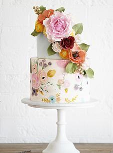 SWEET BLOOM CAKES | WEDDING CAKES