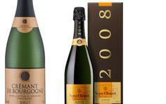 Fles bubbels van Lidl even goed als peperdure champagne - De Limburger Lidl, Champagne, Drinks, Bottle, Veuve Clicquot, Vintage, Drinking, Flask, Drink