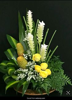 Winter Floral Arrangements, Contemporary Flower Arrangements, Tropical Flower Arrangements, Creative Flower Arrangements, Flower Arrangement Designs, Funeral Flower Arrangements, Artificial Flower Arrangements, Beautiful Flower Arrangements, Tropical Flowers