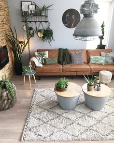 Minimalist Living Room Ideas – Need tips on mastering the ins as well as outs . Minimalist Living Room Ideas – Need tips on mastering the ins as well as outs … , Perfect Living Room, Minimalist Living Room, Brown Living Room, Living Room Designs, Trendy Living Rooms, Living Decor, Room Design, Industrial Style Living Room, Room Inspiration
