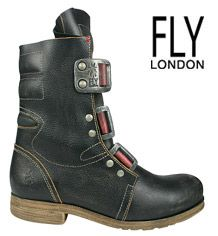 Fly London, the STIF boot!  in the store now!