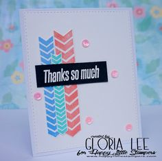Happy Little Stampers - Mix Mash by Gloria Lee