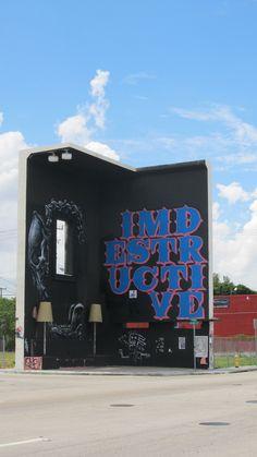 miami design district graphics/graffiti