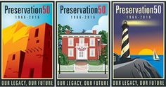 2016 marks the 50th anniversary of the National Historic Preservation Act. Come celebrate with us! #preservation #historic #savingplaces #celebration
