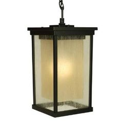 Craftmade Z3721-92 Riviera 1 Light Large Pendant in Oiled Bronze