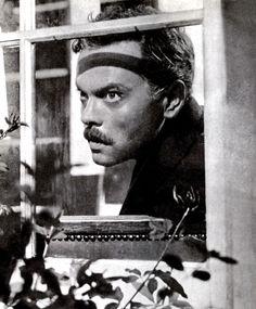 """Orson Welles in """"The Stranger"""""""