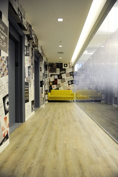 Take a peak inside Yelp's new tricked-out NYC office. More Yelp info at http://getonthemap.us/yelp/blog #573tips