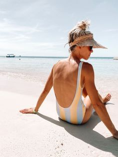 One piece swimsuits for women - The Parrish Place