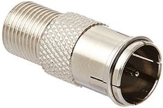 Add to you cable TV cable or antenna. The first time you set up in the rain, you will be glad you did this.  Amazon.com: cable F-pin Coaxial Quick Connect Adapter Cable, Threaded F-pin Female to Quick F-pin Male (200-103): Computers & Accessories