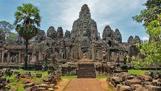 Bayon Temple. #travel #cambodia #tour #angkor