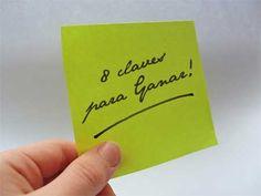 13 de agosto de 2012/ 8 claves para ganar unas elecciones. Por Beatriz Toribio