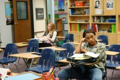 """S3 Ep3 """"Fountain"""" - Daphne and Sharee"""