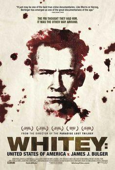 Whitey: United States of America vs James J Bulger 11x17 Movie Poster (2014)