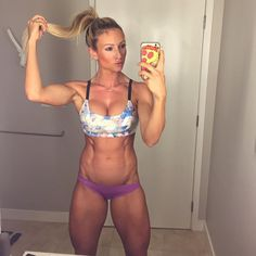 thatmusclelife:  The Beautiful Paige Hathaway.  Get your fitness motivation here. ThatMuscleLife