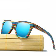 68b9c1c050 Wooden Sunglasses Men Bamboo Sun Glasses Women Brand Designer Original – i  wood store Womens
