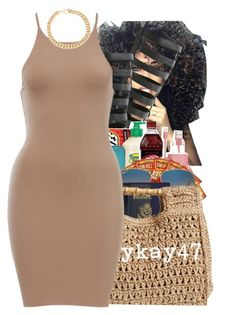 """""""Untitled #315"""" by kaykay47 on Polyvore featuring Qupid and Alessandra Rich"""