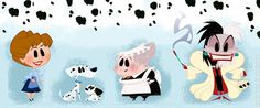 David Gilson: 101 Dalmatians