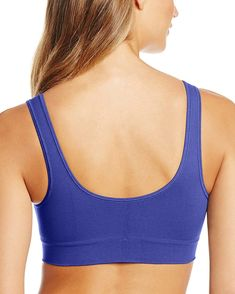 Core 10 Womens Full Figure All Day Comfort Adjustable Sports Bra Brand A-H Cup