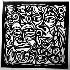 Arte - Dibujo - Pintura - Tejidos - Manualidades - Repostería - Reciclaje: Xilografía