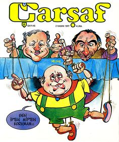 Çarşaf 1977 Sayı - 45