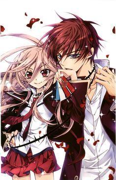 Anis & Kaede | Barajou no Kiss #manga
