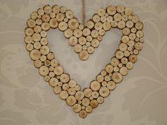 Wooden heart...